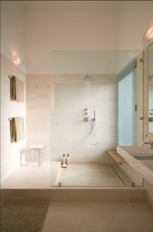 Texas limestone.  http://www.houzz.com/photos/89505/Fairfield-House-modern-bathroom-austin