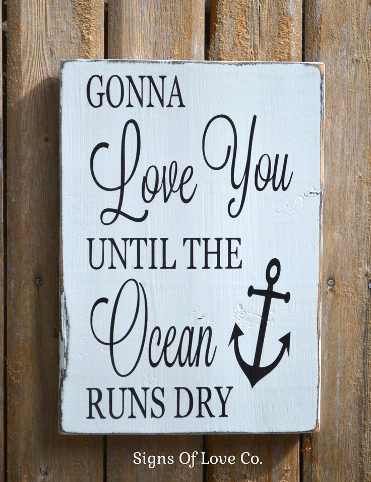 Wall Decor Signs With Sayings : Best ideas about anchor sayings on