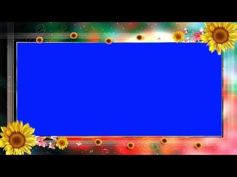 Hochzeit Hintergrund Frame Video Kostenloser Download in HD | Alles Design Kreativ   – Screen green