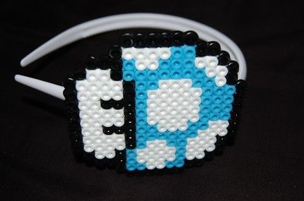hama beads headbands