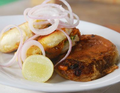 52 best recipe of the day hindi images on pinterest sanjeev how to make dabeli recipe by masterchef sanjeev kapoor forumfinder Images