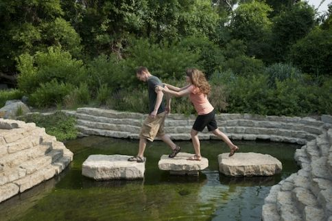 """Boiling Springs State Park Often referred to as an """"oasis on the plains,"""" Boiling Springs State Park in Woodward is a great western #Oklahoma getaway."""