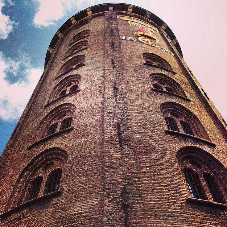 Rundetårn - Gorgeous landmark in #Copenhagen, a definite must see