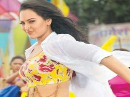 Sonakshi Sinha sheds six kgs for her 'Govinda' item number