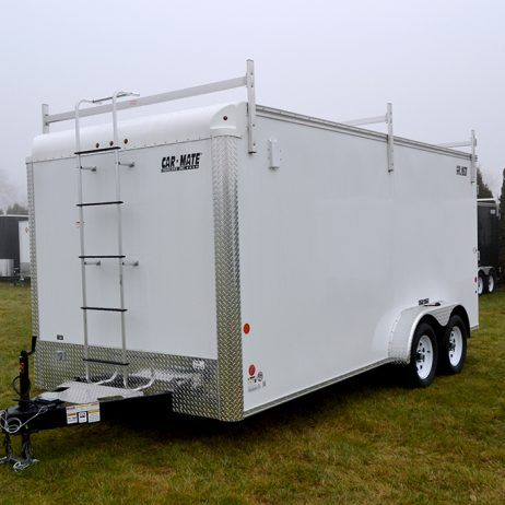Custom Contractor Trailer Packages - AJ's Truck & Trailer Center