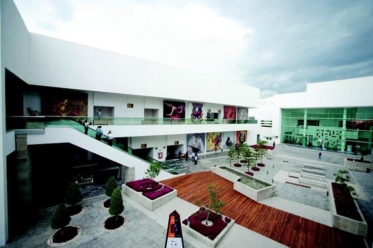 Complejo Cultural Universitario Benemérita Universidad Autónoma de Puebla, Méjico