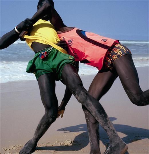 Viviane Sassen,  Colours versus Black