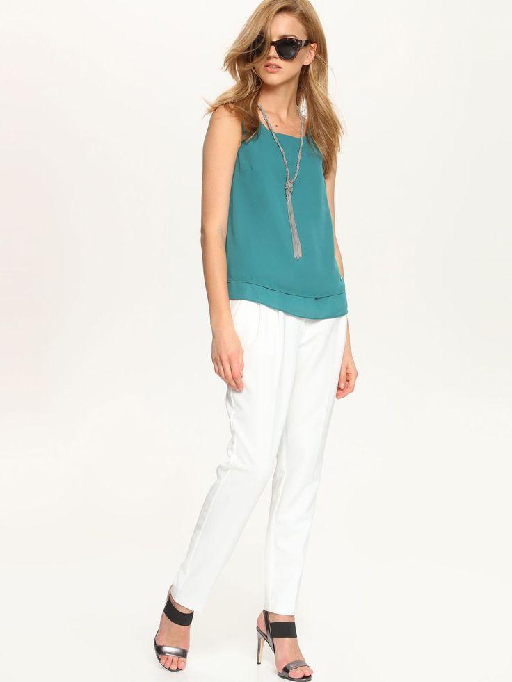 Top Secret SBW0237 Green Top Shirt