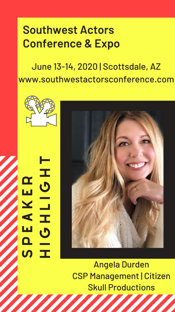 Join the Southwest Actors Conference & Expo this June 13