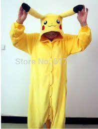 Resultado de imagen para pijama de pikachu hombre