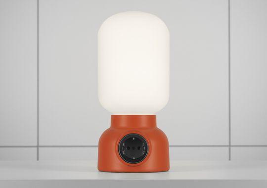 Plug Lamp - Bord | Ateljé Lyktan