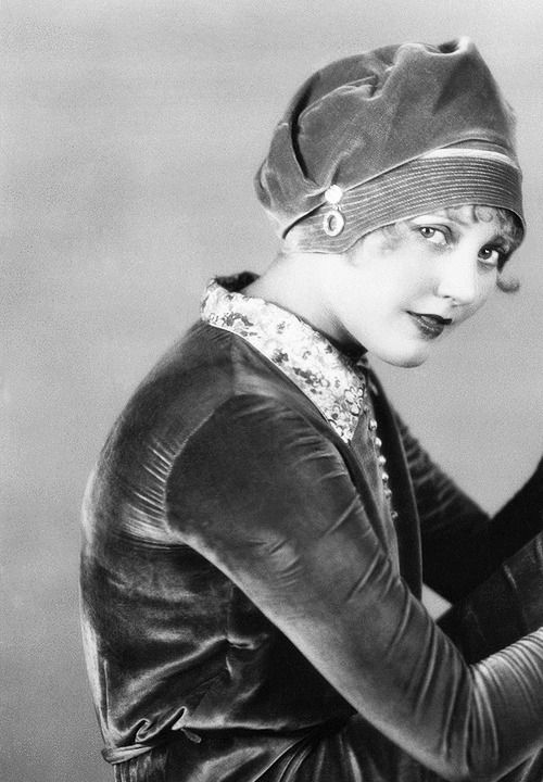 """ Thelma Todd, early 1920s """