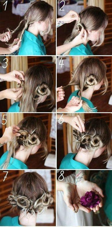 Hair Style Tutorial: