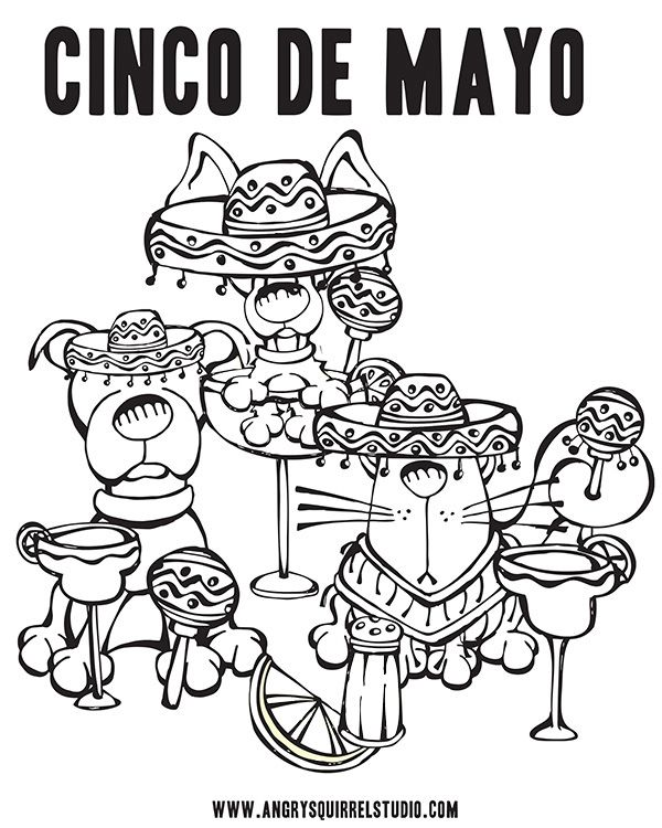5 de mayo coloring pages - 87 best coloring pages and more images on pinterest red