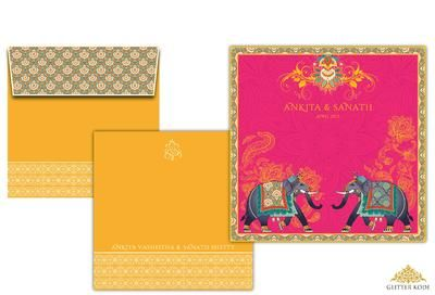 Glitterkode Info & Review | Invitations in Bangalore | Wedmegood