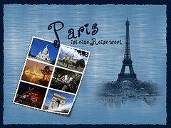 Kuvankäsittely, Pariisi, Eiffel Torni
