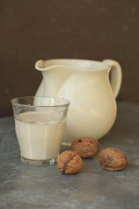 Zelf plantaardige melk maken #vegan #recept