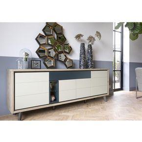 Jade dressoir 220cm van het merk Henders & Hazel koop je zonder verzendkosten bij deleukstemeubels.nl. Snel leverbaar!