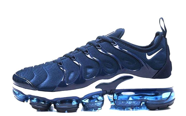 Men's Nike VaporMax Plus Blue & White Size 8 #fashion #clothing ...