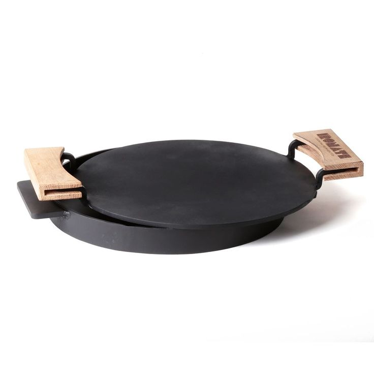 Ironate Stovetop Pizza Cooker