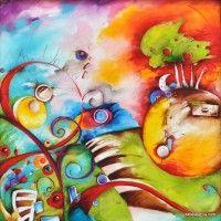"SztukaSerca.com { życie, pasja, nadzieja, miłość }© Anna Sarbok ""ShaMia"""