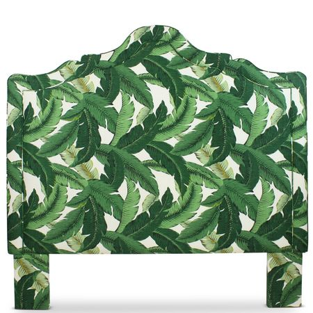Palm Leaf Headboard - Furbish Studio