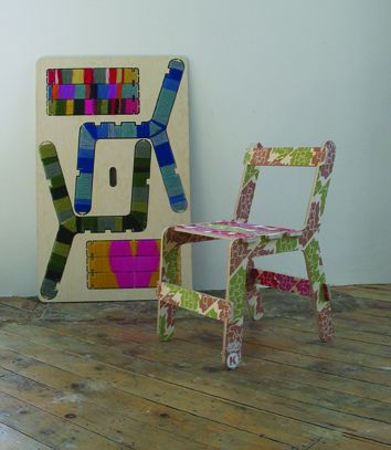 Chairfix Junior - Design Milk