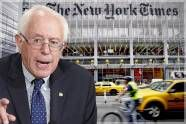 Bernie Sanders gets slimed by the New York Times: This is what a smiling, condescending hit job looks like - http://www.salon.com/2015/07/06/bernie_sanders_gets_slimed_by_the_new_york_times_this_is_what_a_smiling_condescending_hit_job_looks_like/