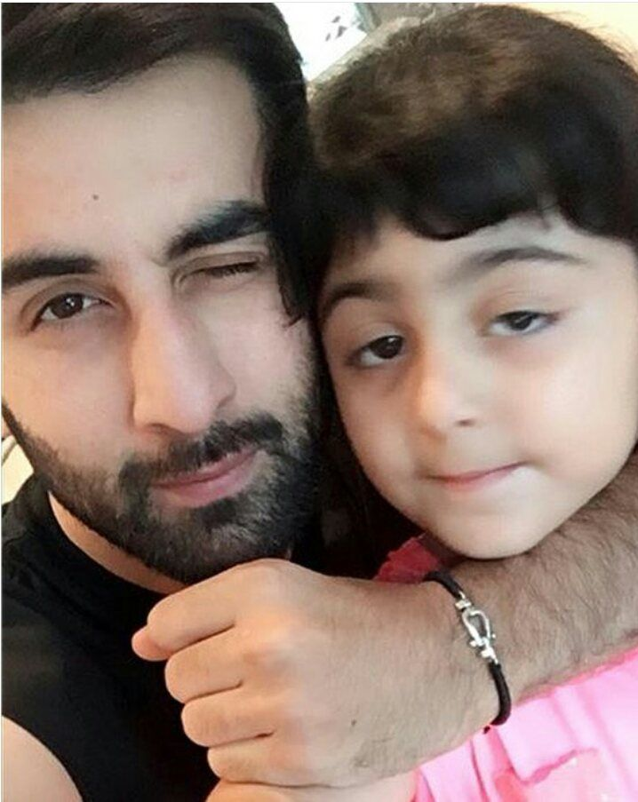 15 best ranbir kapoor images on pinterest ranbir kapoor ranbir kapoor takes an adorable selfie with niece samara your glam pal srishti pmusecretfo Images