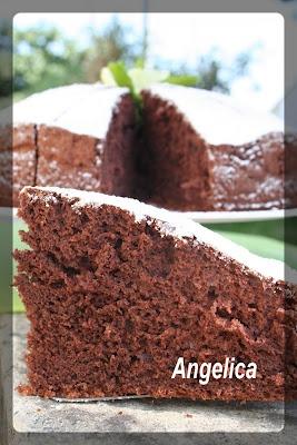 Torta di cacao al sapore di lime e il tocco piccante del peperoncino