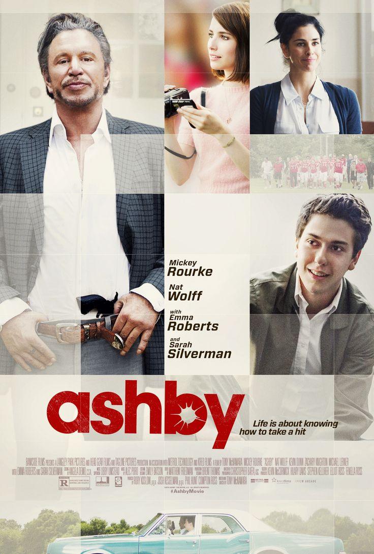 Ashby (2015), aquela velha história das cidades dos EUA em que os jovens trabalham nas casas dos vizinhos, dessa vez um humor legal.