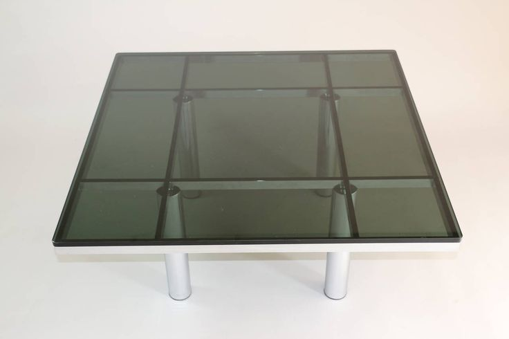 """Tobia Scarpa for Knoll """"Andre"""" Coffee Table For Sale at 1stdibs"""