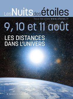 Les Nuits des étoiles – Les 9, 10, et 11 août 2013 |