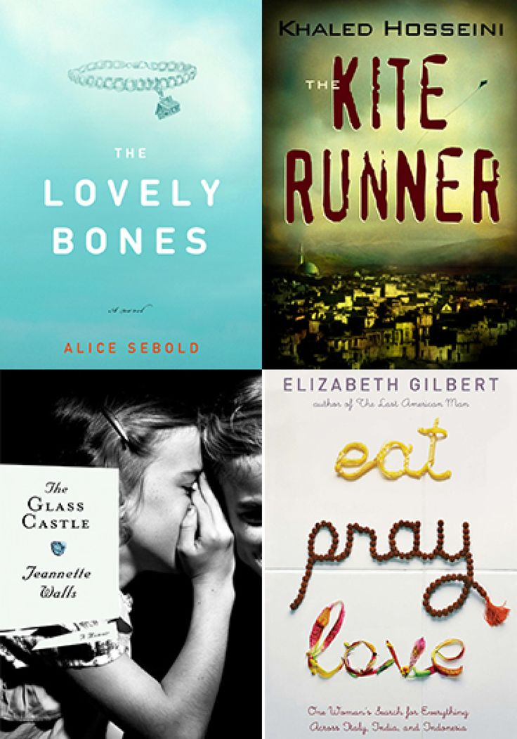 The Most Addictive Books of the Last 25 Years  Read more: http://www.oprah.com/oprahsbookclub/The-Most-Addictive-Books-of-the-Last-25-Years#ixzz3bV3Xi1GY