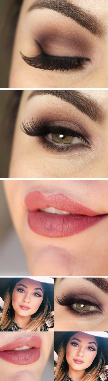 ... Makeup Tips To Look Younger And Flawless The Brunette; 19 Best Images About Sassy Eyeliner On Pinterest Winged Eye ...