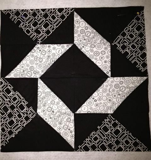 Balkan Puzzle quilt block