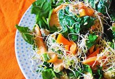 35 Quick and Healthy Low-Calorie Lunches http://greatist.com/health/35-quick-and-healthy-low-calorie-lunches