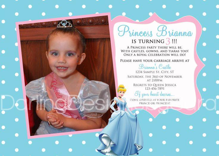 55 best Cinderella invitations images on Pinterest Cinderella