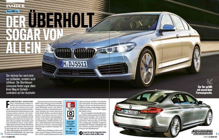 2016 BMW 5 Series <3