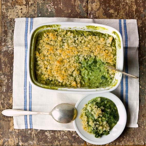 rosh hashanah green vegetable recipes