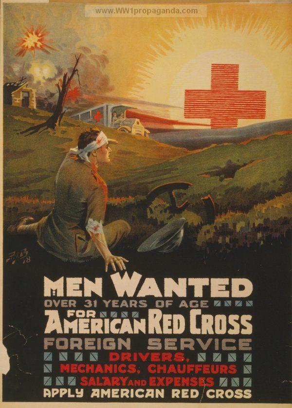 Examples of Propaganda from WW1 | American WW1 Propaganda Posters Page 265