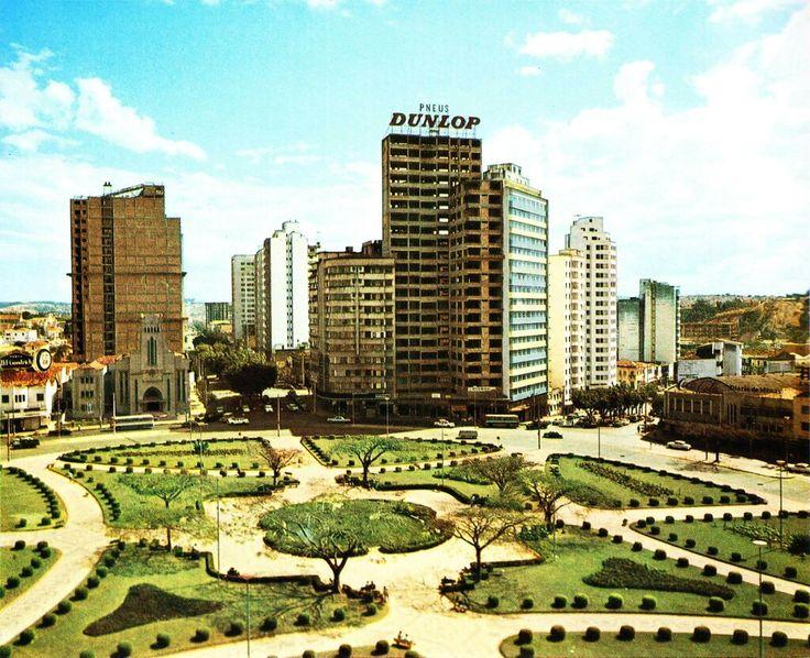 Praça Raul Soares, Anos 70