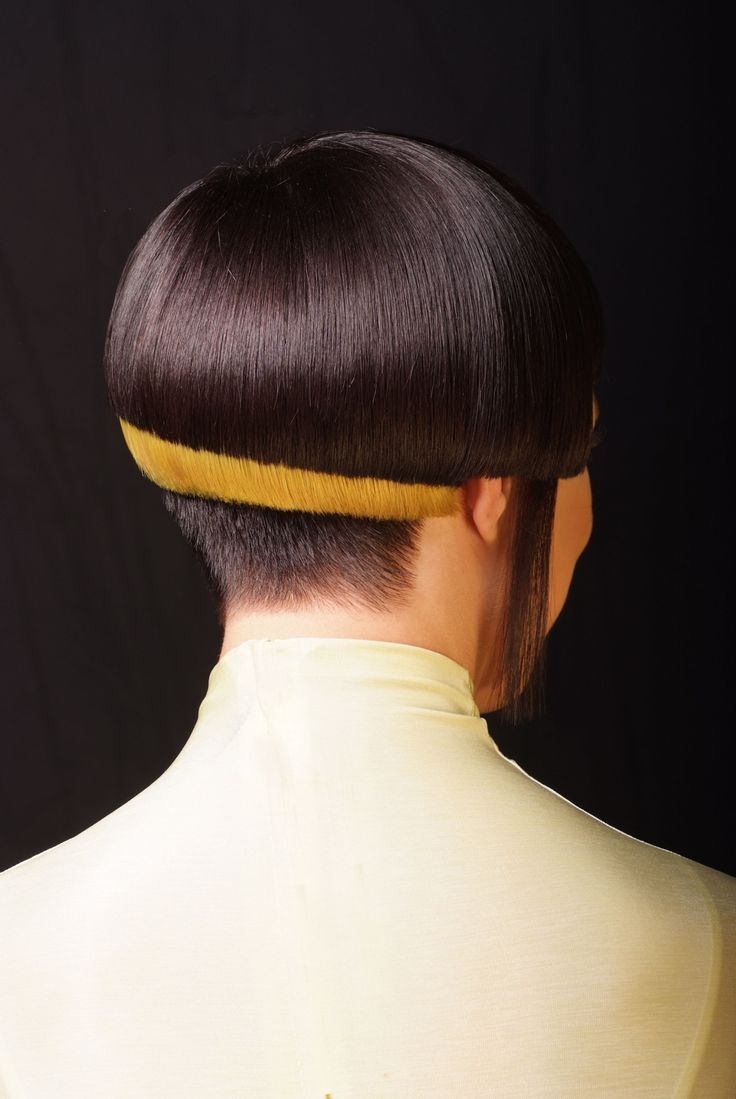 1000 Images About Futuristic Hair Styles On Pinterest