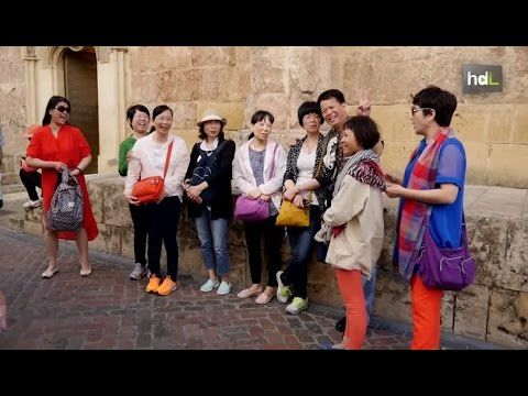 Turismo lento para hacer de Córdoba destino preferente de los japoneses
