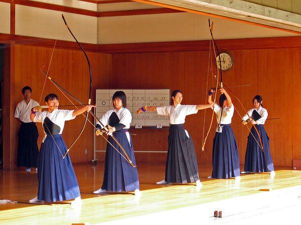 Kyoto Archery