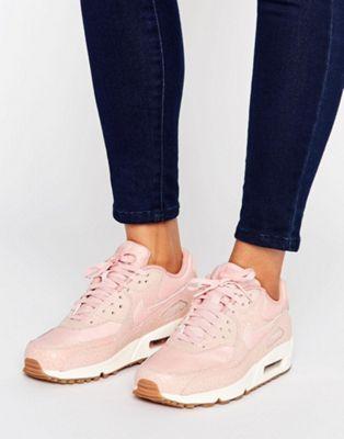 Nike - Air Max 90 - Scarpe da ginnastica premium rosa