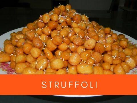 STRUFFOLI ricetta