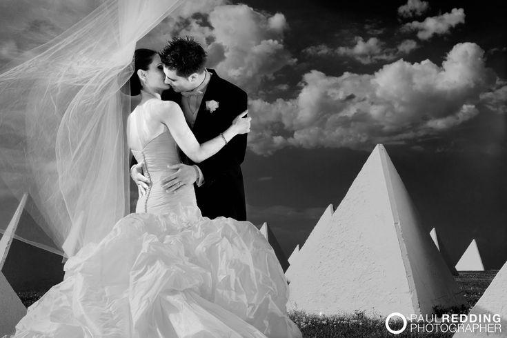 Wedding photography Port Kembla NSW by Huon Valley and Hobart Tasmania wedding photographer, Paul Redding
