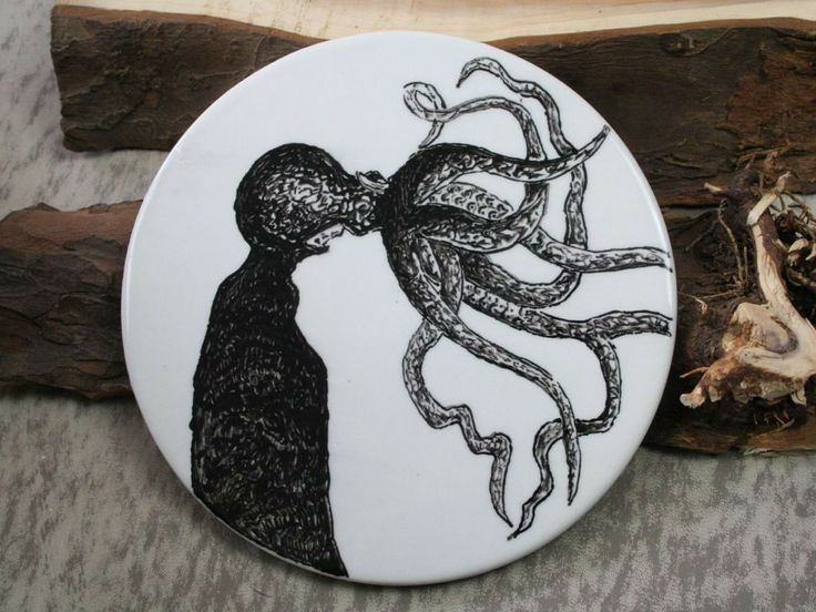 Surreal Hanging Plaques | The Old Laundrette