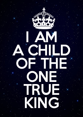 I AM A CHILD OF THE ONE TRUE KING - Matthew West